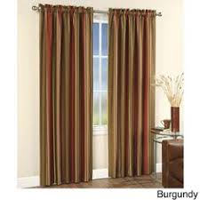 Tension Curtain Rods Kohls by Eclipse Arno Thermalayer Blackout Curtain Kohls Com Online Only