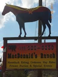 Old Mcdonalds Pumpkin Patch Scottsdale by Macdonald U0027s Ranch 26540 N Scottsdale Rd Scottsdale Az Horseback
