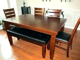 Dining Table Bench Seat Room Seats