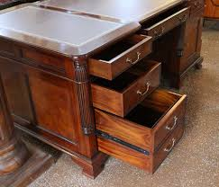 Antique Desks and Library Tables