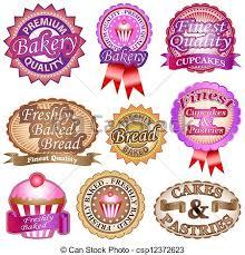 Bakery Labels csp