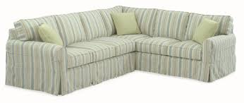 Braxton Culler 728 Casual Sectional Sofa with Rolled Arms and