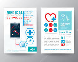 Health Care And Medical Poster Brochure Flyer Design Layout Stock Vector 109372318