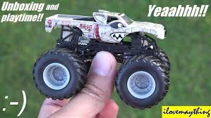 Monster Jam Trucks Unboxing Mega Bite Diecast Toy Truck W Hulyan ... Youtube Monster Truck Toys Trucks Accsories And Modification Beamngdrive 1500hp Rocket Monster Truck Youtube Scary Stunts Hanslodge Grave Digger Mayhem Little Red Car Rhymes We Are The Monster Trucks Police Coloring Pages With Page Learning Vehicles Truck Videos Kids Youtube 28 Images For Gigantic Predator Game Kids 2 Level 3 Android Gameplay Https Haunted House Hhmt Cartoons For