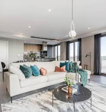 100 Pent House In London Living Room At Penthouse In Living Room In 2019