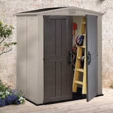 Rubbermaid Storage Shed 7x7 by Storage Sheds On Hayneedle Outdoor Storage Sheds