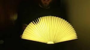 Lumio Book Lamp Shark Tank by Lumio Demo Youtube