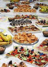 Hired Caterers Vs DIY Options Many Finger Foods