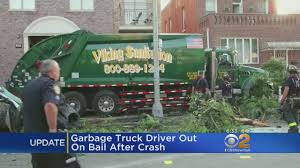 Garbage Truck Driver Free On Bail « CBS New York Twoyearold Brody Cannot Contain His Excitement When Garbage Man Garbage Truck Driver Critical After Crash On I94 In Romulus City Truck Driver Keep Your Clean L For Kids Youtube Pinned Crest Hill Abc7chicagocom Drunk Plows Through 9 Cars Trees And A Front Waving Cartoon Stickers By Patrimonio Redbubble Grandma Killed While Pushing Pram At Dee Why North Carolina Toddler Surprise Each Other Video Shows Miami Fall Over I95 Overpass Dead After Being Struck His Own San Loses Control Crashes Into Shopping