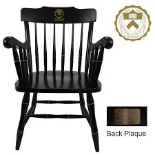 Black Back Captain's Chair | The Princeton University Store