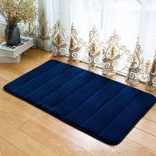 großhandel wc mats wc teppichboden bad mats duschmatte gleitschutz teppiche absorbent badezimmer wolldecken boden tür way teppich coral fleece