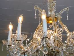 Wonderful Chandelier For Sale Italy Hand Cut Ten Light Crystal Antiques