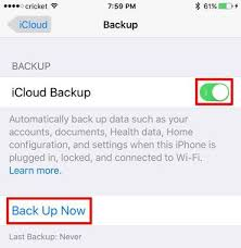 How to back up your iPhone before installing iOS 11 CNET