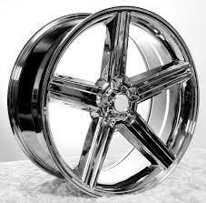 100 6 Lug Truck Wheels Amazoncom 24 Iroc Chrome Tires PkgFits On 5 And