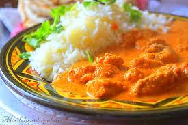 cuisine indienne poulet recette poulet à l indienne butter chicken aux delices du palais