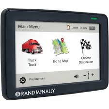 Rand McNally IntelliRoute 5
