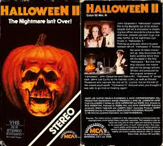 Watch Halloween 2 1981 by The 100 Greatest Vhs Horror Covers Part Ii Deep Fried Movies