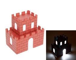 Mario Bros Question Block Lamp by Super Mario Lamp Etsy