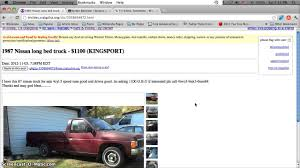 Craigslist Kingsport TN Cars, Trucks And Vans - Affordable Used Cars ...
