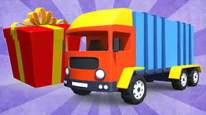 Lorry Truck | Trucks For Children's | Unboxing Toys | Big Truck ...