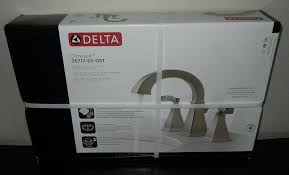 Delta Lahara Faucet Amazon by Delta Olmsted Widespread Faucet Best Faucets Decoration
