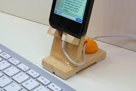 Cheap and useful iPhone 5 wooden dock Nanofeeling Nanofeeling
