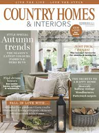 100 Home Interiors Magazine Country Homes Interiors October 2015 Uk Country House