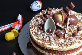 kinderschokolade torte die perfekte kombi auch vanillecreme