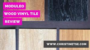Moduleo Luxury Vinyl Plank Flooring by Moduleo Vinyl Wood Tile Review Youtube