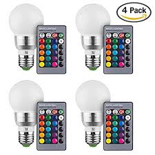 kobra retro led color changing light bulb with remote http
