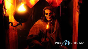 Best Halloween Attractions In Michigan by Niles Haunted House And Scream Park Pure Michigan Youtube