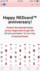 Target 10% Off Coupon For Red Card Anniversary (Check Inbox ... Barnes And Noble Coupon Code How To Use Promo Codes Coupons 15 Off Applebees Fdango Gift Cards Sun Sentinel Ican Of The Quad Cities Join Today Meetings News Is This Nobles New Strategy Theoasg Cstellation Xxviii Vpecula Promotional Materials Support Yavneh At This Week And Printable Rubybursacom Bookfair Gateway Science North Dakotas Book Fair Trifi Coming Weekend Category Jcpenney Dapper Deals