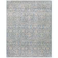 light blue kitchen rugs blue geometric light blue rug kitchen