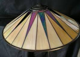 Quoizel Tiffany Lamp Shades by Quoizel Tiffany Style Stained Glass Art Deco Mission Lamp Shade