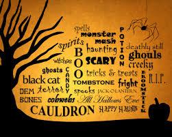 Halloween 6 Producers Cut Download by C Halloween Words U2013 October Halloween Calendar