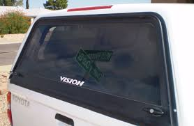 Third Brake Light Photos: Vision Fiberglass Truck Caps By Fast Tops ®