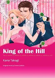 KING OF THE HILL Mills Boon Comics