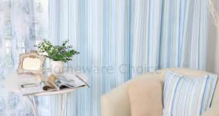 Green Striped Curtain Panels by Green Stripe Eyelet Curtains Integralbook Com