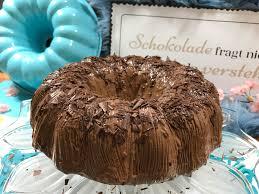 schokoladen rotweinkuchen aus der kranzform