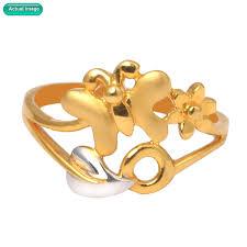 Emerald Ring In 14k Hallmarked Yellow Gold CMZF01 Gemporia