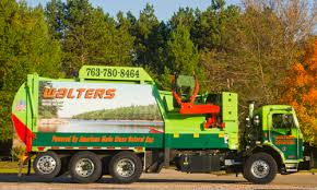 Waste Management Christmas Tree Pickup Mn by Residential Garbage Collection And Recycling Walter U0027s Recycling