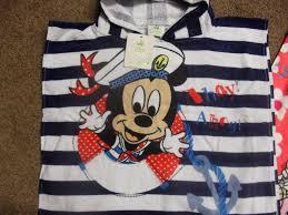 Mickey Mouse Bath Set Hooded Towels by Bnwt Disney Minnie Mouse Or Mickey Mouse Baby Hooded Beach Bath