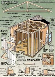Saltbox Shed Plans 10x12 by 201 Best Diy Shed Plans Images On Pinterest Diy Shed Plans