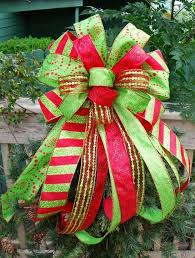 Christmas Bow Topper 14