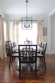 Dining Room Light Fixtures Stained