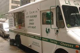 NYC's Le Gamin Food Truck Lands In Malibu - Eater LA