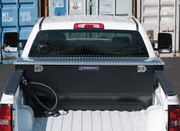 100 Truck Tool Boxes Black Diamond Plate 70 Gallon Refueling Tank And Box Combo Transfer Flow Inc