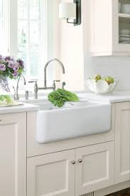 Self Trimming Apron Front Sink by Farmhouse Sinks With Vintage Charm Southern Living