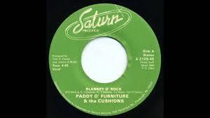 Paddy O Furniture & the Cushions Blarney O Rock