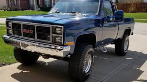 1983 GMC Sierra 1500 4x4 Regular Cab For Sale Near Fishers, Indiana ... Gmc Sierra Heidi Thats How We Should Make Yours Look Lifted Gmc Sierra 1500 Slt 4x4 Truck Rental Work Trucks For Commercial Used 2016 4x4 For Sale In Pauls Valley Ok 2001 Extended Cab Z71 Good Tires Low Miles 1956 1 Ton Napco Vintage Pinterest 2015 All Terrain 47819 Mvs 2014 Sle Youtube 124 Revell 78 Pickup Kit News Reviews Model Northwest Motsport Jakes 1966 Truck 2017 Black Widow Dave Arbogast Buick